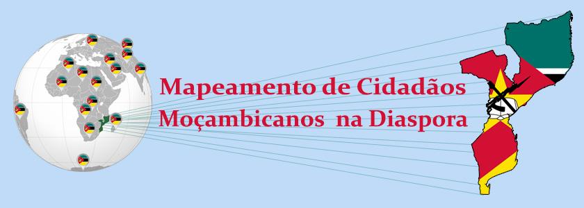Mapeamento de Cidadãos Moçambicanos na Diaspora